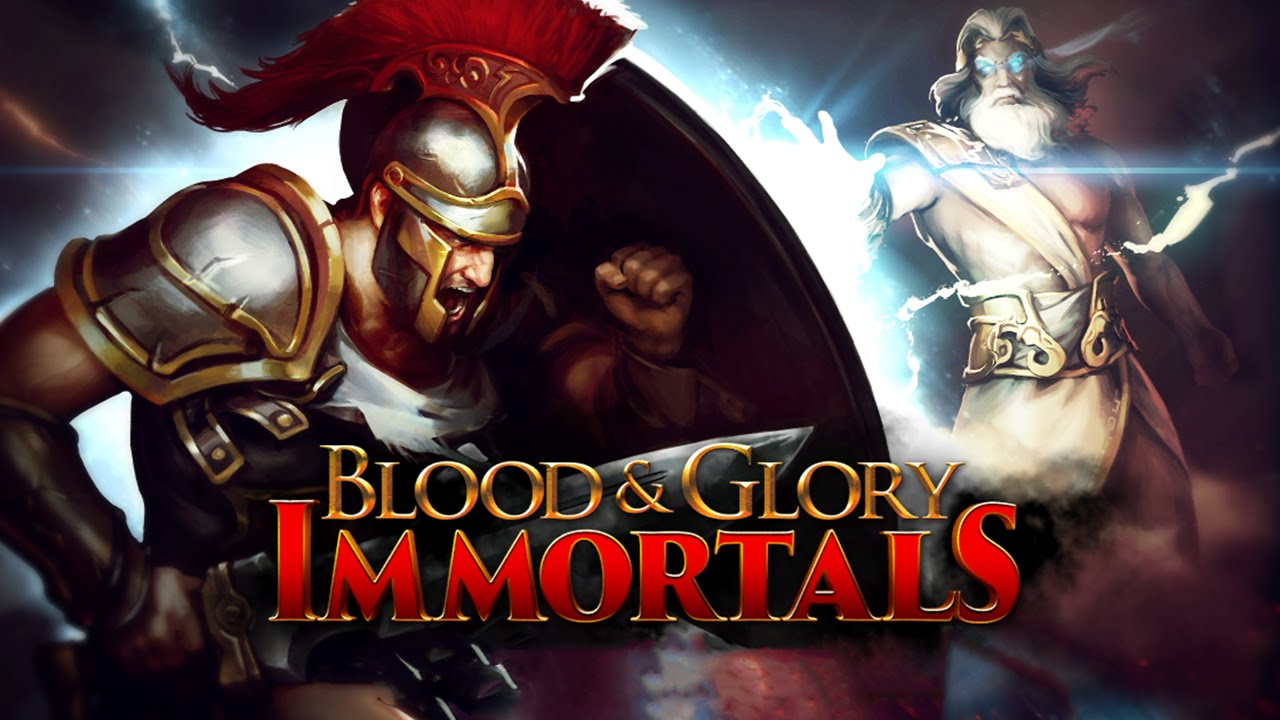 Image Result For Blood And Glory Immortals