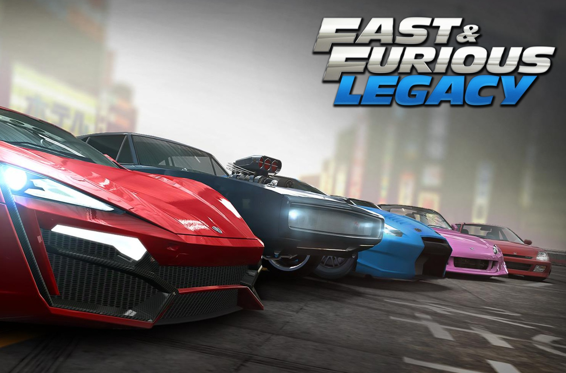 fast and the furious spiele